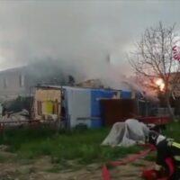 incendio Gubbio