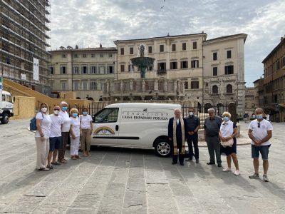 automezzo Emporio Caritas