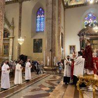 San Lorenzo 2021 (ordinazione diaconi permanenti)