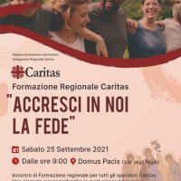 formazione caritas